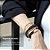 Bracelete Firenze Dourado - Imagem 9