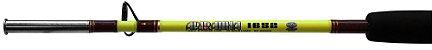 VARA 2 PARTES MOLINETE ALBATROZ ARIRANHA 1652 1,65M 10-30LBS - Imagem 2