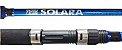 VARA 2 PARTES MOLINETE MARINE SPORTS SOLARA BLUESTICK SB-2402MH 2,40M 12-25LBS - Imagem 2