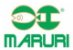 VARA 2 PARTES CARRETILHA MARURI MILLER MR- C502M 1,52M 8-17 LBS  - Imagem 6