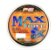 LINHA MULTIFILAMENTO MARURI 8X PE MAX 150M 0,30MM 30LBS LARANJA  - Imagem 2