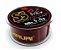10 CARRETEIS LINHA SUPER STRONG SS 6.0 0,40MM 100M - Imagem 3