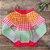 Blusa de Tricot Pied de Poule Colorida - Imagem 4