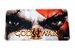 MOUSE PAD GAMER GOD OF WAR 65x32cm INOVE - Imagem 1