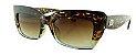 Óculos Solar Feminino CJH72050 Marrom Onça - Imagem 1