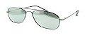 Óculos Solar Masculino VC10101 Prata Espelhado - Imagem 1