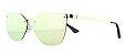 Óculos Solar Feminino  PR69TS Rosa Espelhado - Imagem 1