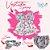 VESTIDO - KIT 3 Peças ( Vestido + Calcinha + Faixa de cabeça) Flamingo - Imagem 2