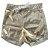Shorts Style 2 Dourado Brilho - Imagem 1