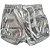 Shorts Style 3 Prata  Brilho - Imagem 1