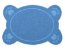 Tapete Vinil para Comedouro Pet Dog Azul - Kapazi - Imagem 1