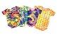 Body Tie Dye Sortido Feminino - Pacote com 42 Peças ( RN,P,M e G) - Imagem 1