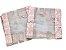 Tela de Berço Respirável Florido Rosé - Imagem 1