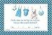 Kit 12 Convites Chá de Bebê / 12 Lembrancinhas carrinho  - Imagem 1
