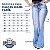 Calça Jeans Feminina Flare Ref. 4677 - Imagem 4