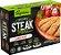 Steak vegan multigrãos sabor peixe 320g - Superbom - Imagem 1