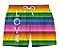 Bermuda Short Praia LGBT Love - Imagem 1