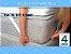 Manta Quântica 21 Tipos De Massagens bi-lateral 1,38 X 1,88 Padrão - Imagem 3