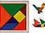 Quebra cabeças Tangran - Imagem 2