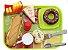 Hora Do Lanche 16 Pecas De Plastico Fast Food - Imagem 1