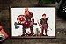 Quadro Decorativo Temático Games : God of War Kratos and Atreus - Imagem 1