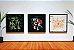 """Kit 3 Quadros Decorativos Motivacionais """"Do Not Hide"""" """"Wicked"""" """"Believe in Yourself"""" - Imagem 1"""