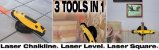 Nível Laser Alinhador Cst/berger Finish Line 3 Em 1 - Imagem 3