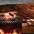 Faca Para Churrasco Artesanal Aço Inox Cabo Curvo Osso Madeira Chifre Bainha Couro Premium - Imagem 8