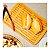 Migalheira De Bambu Para Corte De Pães Premium 36x24,5cm Eco Minimalista - Imagem 2