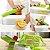Processador Cortador De Alimentos Nicer Dicer Plus 8 Em 1 - Imagem 3