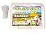 Sacos Para Silagem Branco 51x110 200 M C/ Abraçadeiras - KIT 1000 Unidades - Imagem 1