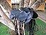 Sela Australiana com cabeça Tradicional Preta - Completa - Imagem 5