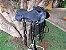 Sela Australiana com cabeça Tradicional Preta - Completa - Imagem 1