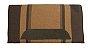 Manta Americana de algodão Tear Manual Top de Linha Marrom 08 - Imagem 2