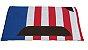 Manta Americana Algodão Tear Manual Top de Linha Cor Americana 02 - Imagem 2