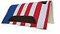 Manta Americana Algodão Tear Manual Top de Linha Cor Americana 02 - Imagem 1