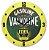 Relógio Parede MDF em relevo, Valvoline, Vintage, Garagem, Carro, Bar - Imagem 1