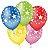 Balão Estrela Big Sortido PICPIC 10'' c/25 Unid. - Maricota Festas - Imagem 1
