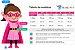 Fantasia Ladybug Infantil Macacão Com Máscara e Pochete - Imagem 4