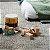 TAPETE INFANTIL REVERSIVEL TWIN VINTAGE BLUE XS 80 x 140 LORENA CANALS - Imagem 1
