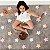 Tapete Infantil 120 x 160 Lorena Canals  Stars Colorido Cinza-Rosa - Imagem 2