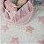 Tapete Infantil 120 x 160 Lorena Canals Stars Vintage Nude - Imagem 1