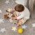 Tapete Infantil 120 x 160 Lorena Canals Star Colorido Gris/Azul - Imagem 3