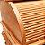 Escrivaninha em Madeira de Demolição - Fechamento Articulado - Imagem 4