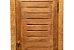 Armário em Madeira de Demolição 1 Porta e 2 Gavetas - Imagem 3
