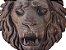 Cara de Leão em Ferro Fundido - Grande  - Imagem 2