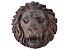 Cara de Leão em Ferro Fundido - Grande  - Imagem 1