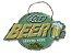 Placa Decorativa Gold Beer - Imagem 1