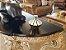 Jarro Vasinho de Cerâmica Circular Listrado Pequeno - Imagem 2
