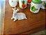 Escultura Veado Alce de Porcelana Médio - Imagem 2